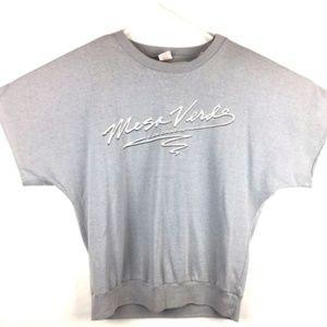 Vintage T-shirt XL Mesa Verde Colorado 80s Batwin